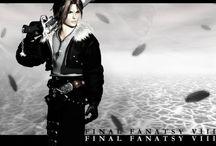 Final Fantasy / I just love Final Fantasy games.