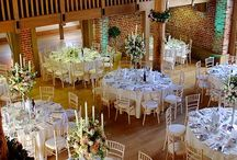The Mill Barn / The Mill Barn at Gaynes Park Wedding & Events Venue