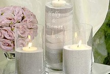 Wedding unity candles / by Allison Kuhnle