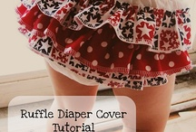 sewing diaper cover