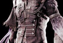 Final Fantasy Nyx Ulric