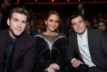 Amazing People but mostly JLaw and JHutch / by Aubrey DiPofi