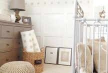 Little Ones | Baby's room / by Joanna Clarke