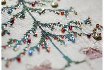 Point de Croix / Cross stitch / Broderie