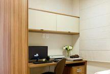 escritório/quarto de visita - casa atual