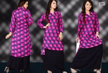 2357 Expression Skirt and Kurti Collection
