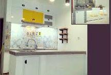 INTERIOR MAGELANG / JASA INTERIOR RUMAH  Interior desain dan pengerjaan untuk wilayah Magelang .  kitchenset  bedroom livingroo receptionist minimalis modern