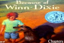 Because of Winn-Dixie Channel / by Amy Hawkins