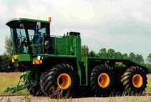 Stange John Deere machine