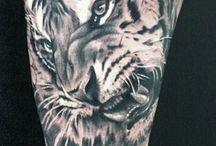 Állatos tetoválások