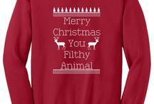 Ugly Christmas Sweaters/Shirts