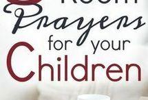 Praying for my kids