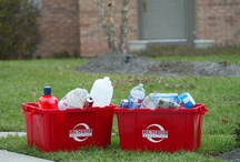 Rumpke Recycling Bin / Take a look at all the items acceptable for recycling! Click on the pins for videos and more information.  / by Rumpke Waste & Recycling