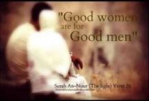 Good women for good man