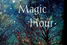The Magic Hour / Objects and legends that have a place or resonance with this mystery and fantasy novel, set in a small town in the Pacific Northwest... www.regina-clarke.com