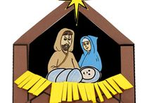 Bible Christmas Crafts / Crafts and Activities Relating to the Christmas Bible Story - You may repin these pins, but don't use them to promote your business by including a link to your board or web address in your comment. / by Danielle's Place of Crafts
