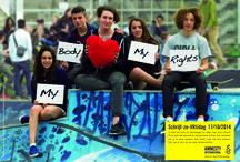 Schrijf-ze-VRIJdag 2014 / Op 17 oktober 2014 is het Schrijf-ze-VRIJdag. Deze staat dit jaar in het teken van 'My Body My Rights: jij hebt het recht om te beslissen over jouw lichaam'.  http://www.aivl.be/schrijfzevrijdag