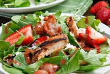 Salads To Try  / by Denise Alverson