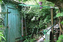 Allotments,Sheds and Greenhouses