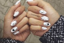 Christmas Nails / Nailart by La premiere Christmas is comming <3