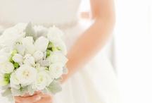 White wedding ideas! / White wedding inspiration! / by Karen Buckle Photography - Wedding & Portrait Photographer Noosa Beach & Destinations Worldwide