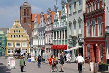 Tyskland - Wismar - Germany