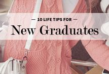 Graduation Tips / by Radford University