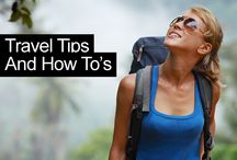 WanderTips / Travel tips for women and men / by Beth Whitman