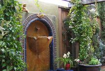 Meditterian Garden