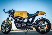 ZG1K / Kawasaki Concours ZG1000 customization and inspiration