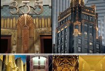 Arquitectura y Detalles / Detalles y construcciones de las que tomar referencias visuales.