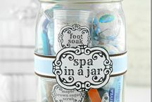DIY gifts in Jar