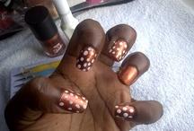 Nails / by Rebecca-Monique
