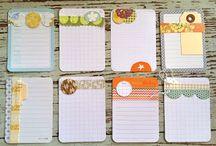 A :: Journal cards