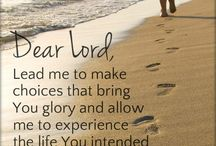 FAITH-BIBLE VERSES / by Deborah Selby