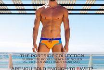 The Portside Collection 2017 by BWET Swimwear at SURPREME BODY & BEACH / The Portside Collection 2017 by #BWETSwimwear at SURPREME BODY & BEACH MÜNCHEN 24 - 2 6 J U L Y 2016 HALLE 5 STAND A501    Verlockende Dessous für drunter, komfortable Shape- und Nightwear zum Wohlfühlen und modische Beachwear zum Entspannen, dafür steht die einzigartige Orderplattform Supreme Body&Beach.