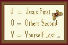 My Savior <3