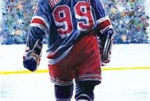 Sport Portraiture/ Hockey