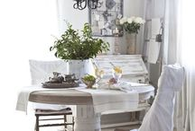 sweety house / White ...Wood...light...and of course less is more !!!!!!