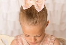 Bows / Bow for babies and older girls