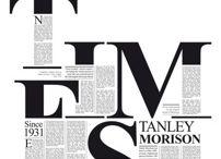 Typography & Lettering / by Rebecca Johnsen-Durkin