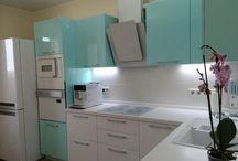 Bucătărie culoare