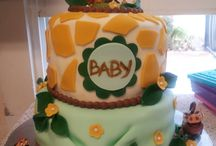 Lion King Jungle Baby Shower / Hi Girl!  I thought it would be fun for us to plan together using a pinterest board.  Since her nursery is going to be Lion King themed I was thinking it would be fun to have the party match!  Feel free to pin away and when you're free let's chat on the phone! :)
