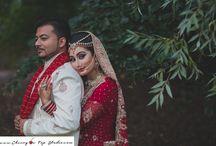 Wedding Couple Portraits / #WeddingCouplePortraits #WeddingCouplePhotography #BridePortraits #GroomPortraits #LondonWeddingPhotography #AsianLondonWeddingPhotography