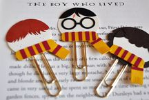 harry potter diys ♥
