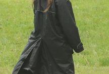 Riding coats