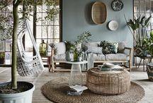 Botanisch/Binnen&Buiten / Interieur en decoratie