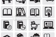 icons not Icons / Icon and pictograms used online.