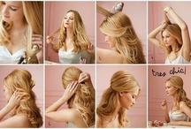 hair/make-up / by Angela Gulick