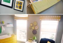 Nursery / by Maggie Gendron